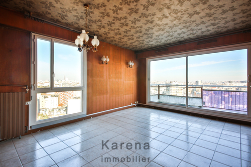 Vente Appartement Paris  – 72.56m2