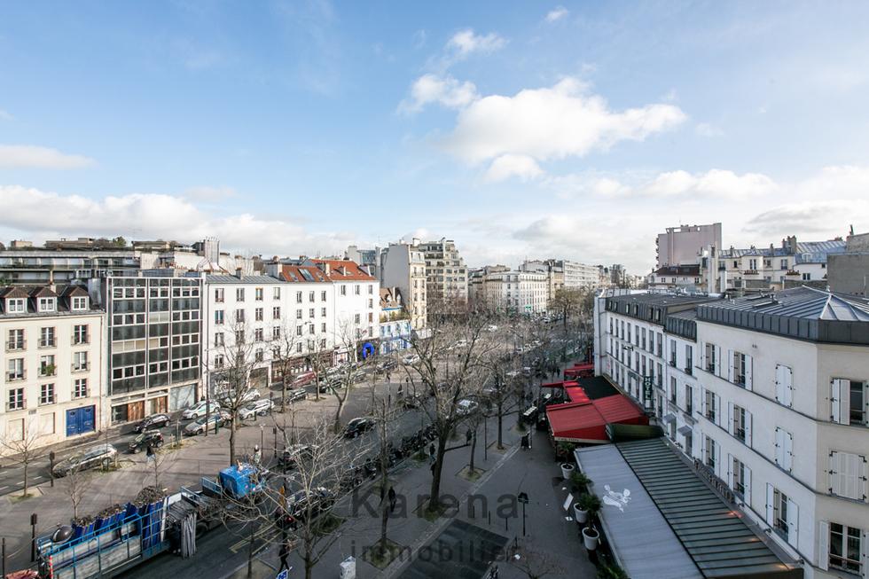 Vente Appartement Paris Montparnasse – Bienvenüe – 100m2