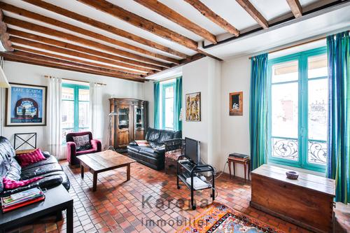 Vente Appartement Paris Denfert-Rochereau – 105m2