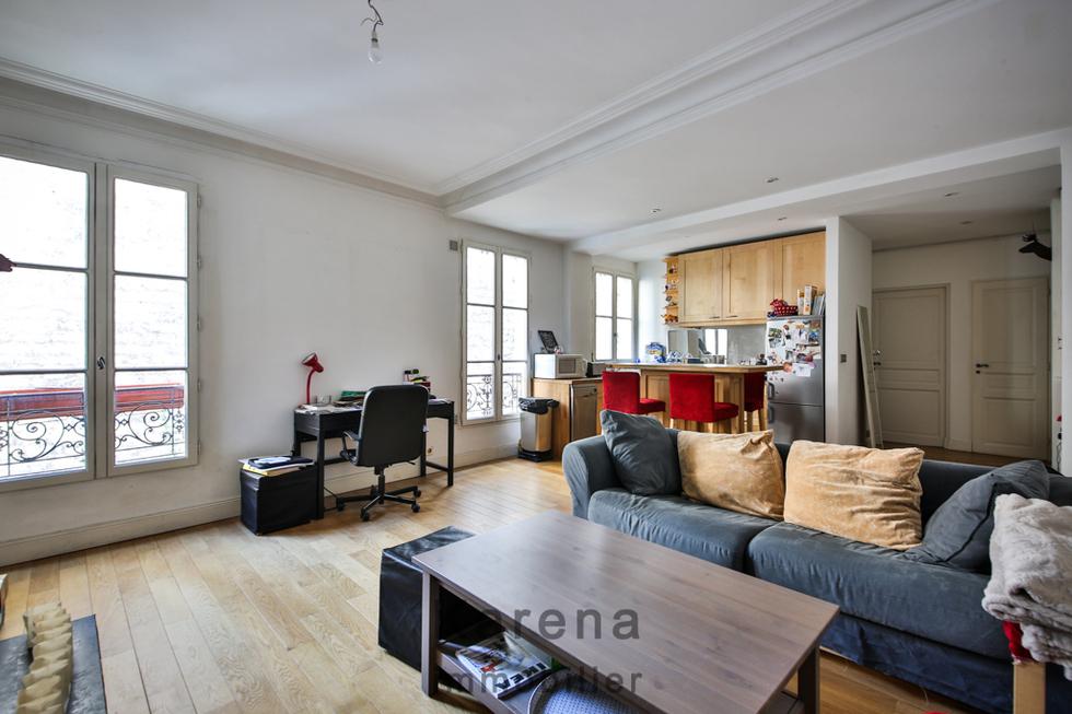Vente Appartement Paris Mouton-Duvernet – 56m2