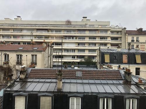 Vente Appartement Paris Alésia – 16m2