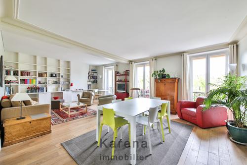 Vente Appartement Paris Mouton-Duvernet – 92.11m2