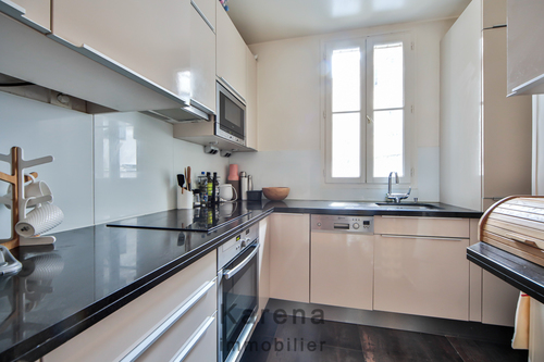 Vente Appartement Paris Pernety – 77m2