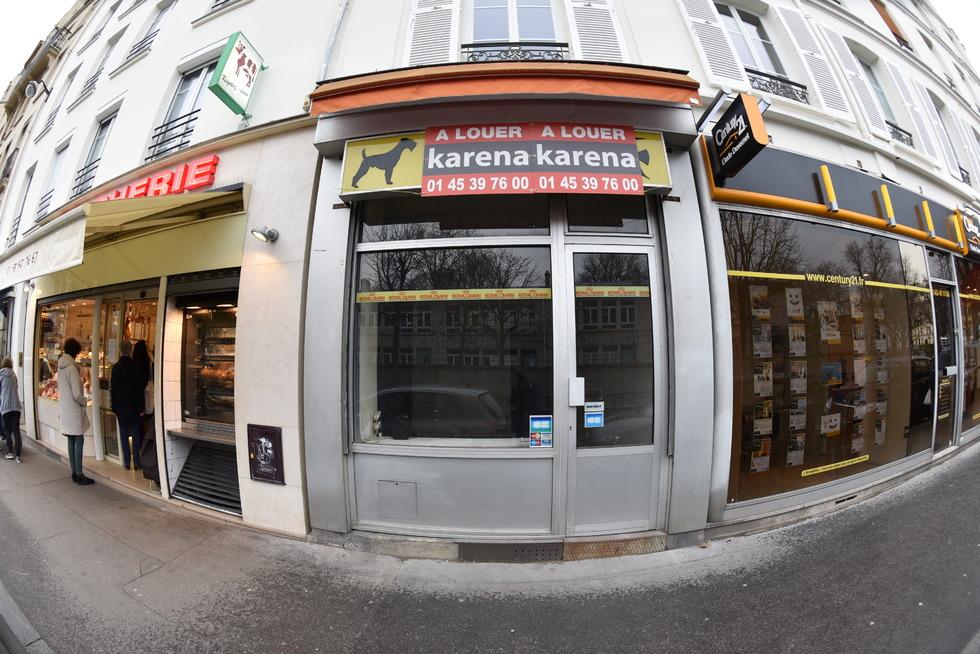 Location Local commercial Paris Mouton-Duvernet – 24m2