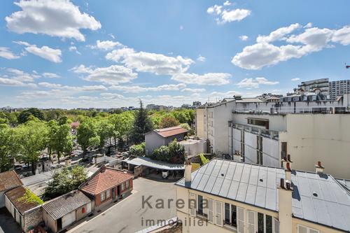 Vente Appartement Paris Edgar Quinet – 44m2