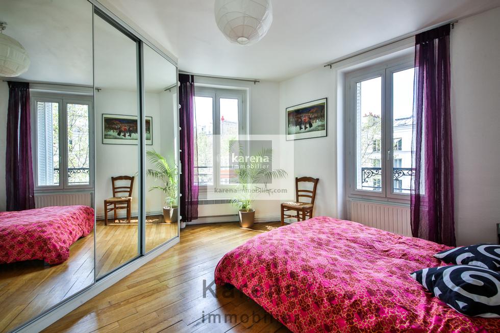 Vente Appartement Paris Mouton-Duvernet – 62m2