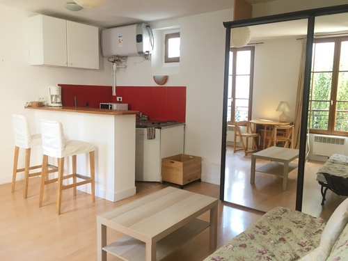 Location Appartement Paris Denfert-Rochereau – 32m2