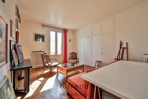 Vente Appartement Paris Mouton-Duvernet – 46.1m2