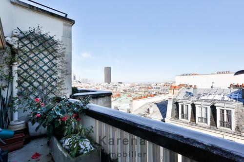 Vente Appartement Paris Mouton-Duvernet – 115m2