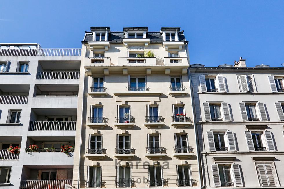 Vente Appartement Paris Mouton-Duvernet – 52m2