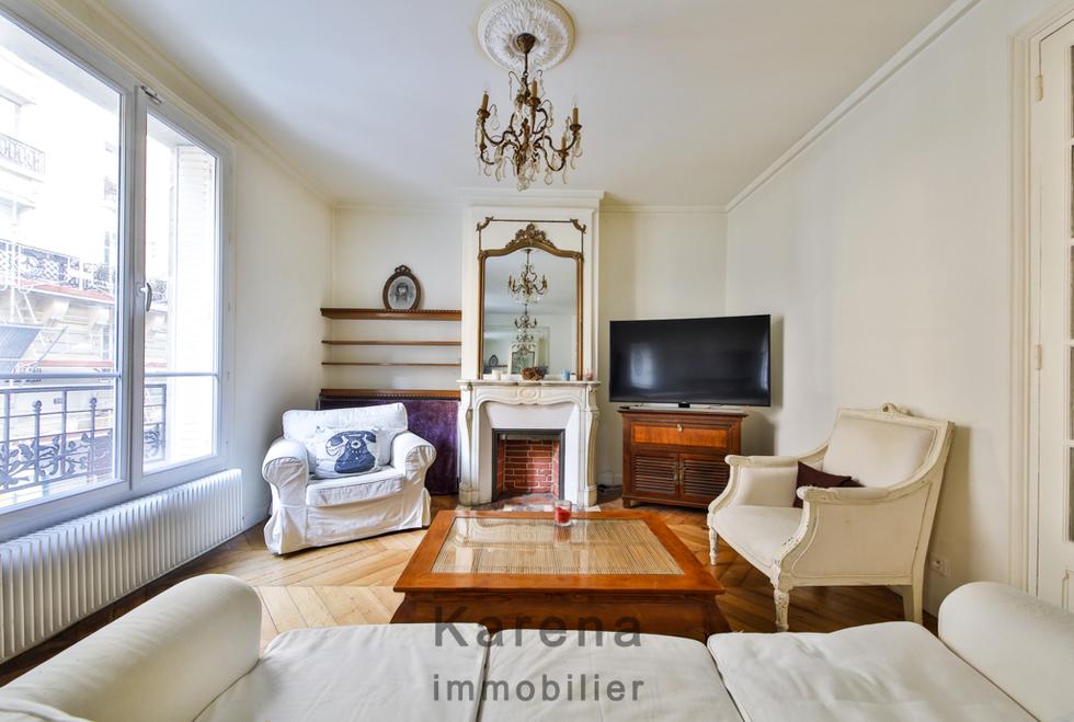 Vente Appartement Paris Alésia – 85m2