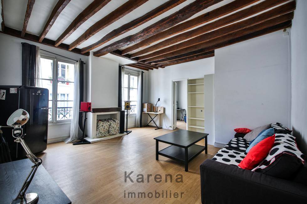 Vente Appartement Paris Mouton-Duvernet – 40.42m2