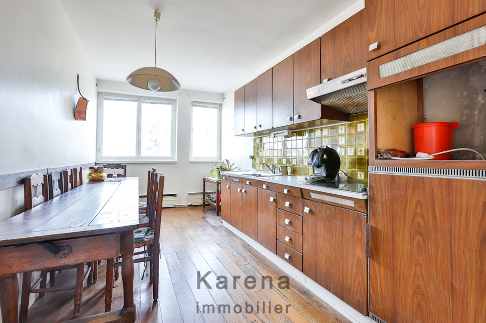 Vente Appartement Paris Gaîté – 87m2