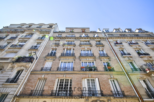 Vente Appartement Paris Alésia – 32.77m2