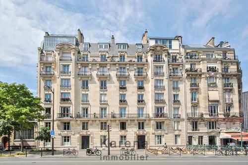 Vente Appartement Paris Raspail – 83m2