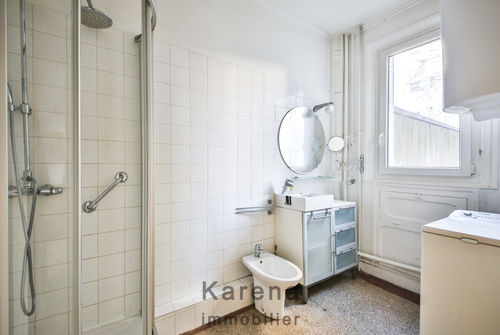 Vente Appartement Paris Alésia – 53m2