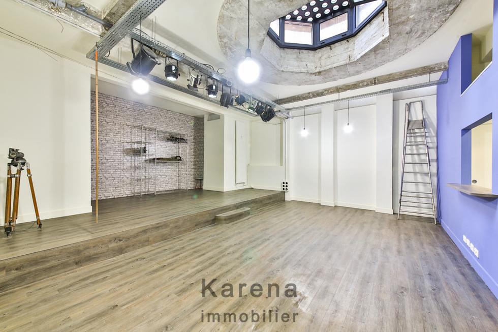 Vente Local commercial Paris Montparnasse – Bienvenüe – 72m2
