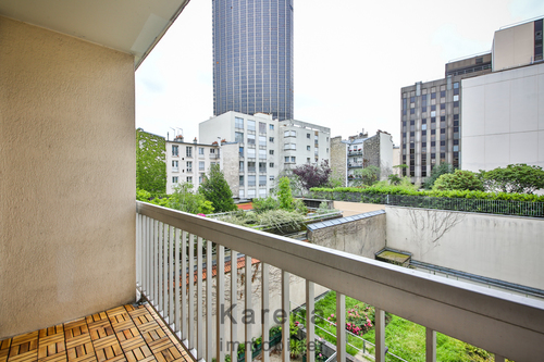 Vente Appartement Paris Falguière – 31m2