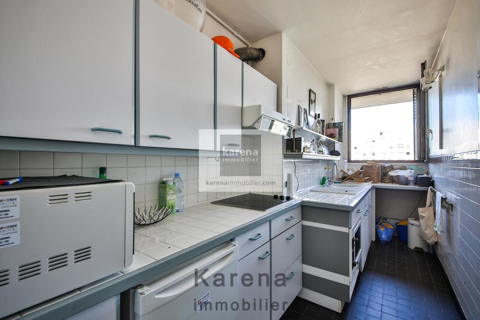 Vente Appartement Paris Porte d'Orléans – 51.96m2