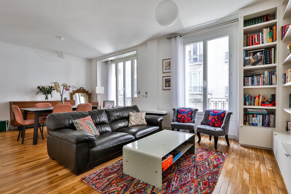 Vente Appartement Paris Alésia – 106m2