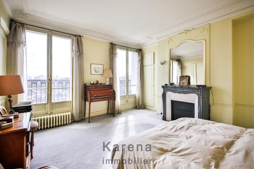 Vente Appartement Paris Denfert-Rochereau – 120m2