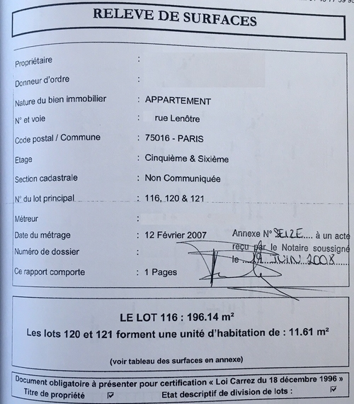 Rive Droite Rive Gauche Invest - Norbert El Haik - Bien 147523139285 - photo 8