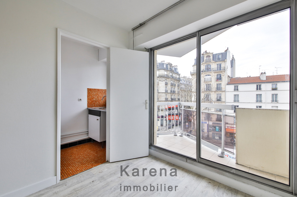 Vente Appartement Paris Porte d'Orléans – 26m2