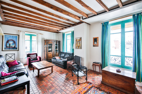 Vente Appartement Paris Denfert-Rochereau – 138m2
