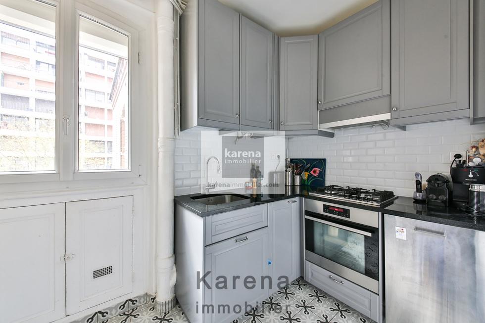 Vente Appartement Paris Saint-Jacques – 60m2